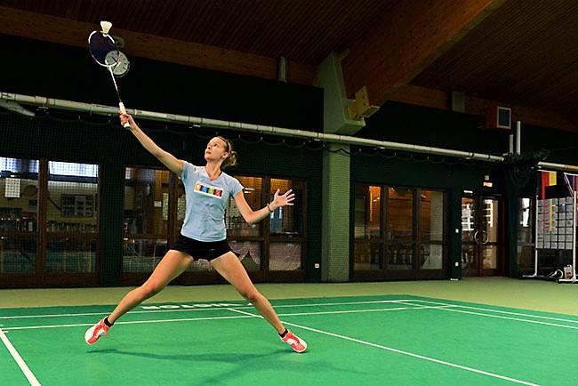 haar badminton pictures