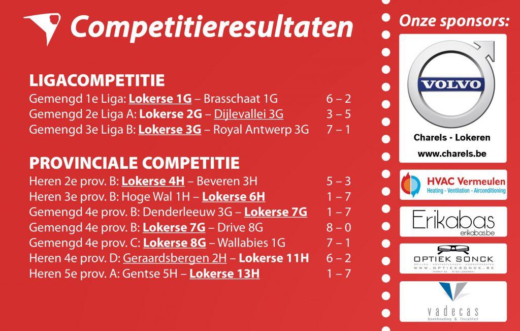 competitieresultaten-5-dec
