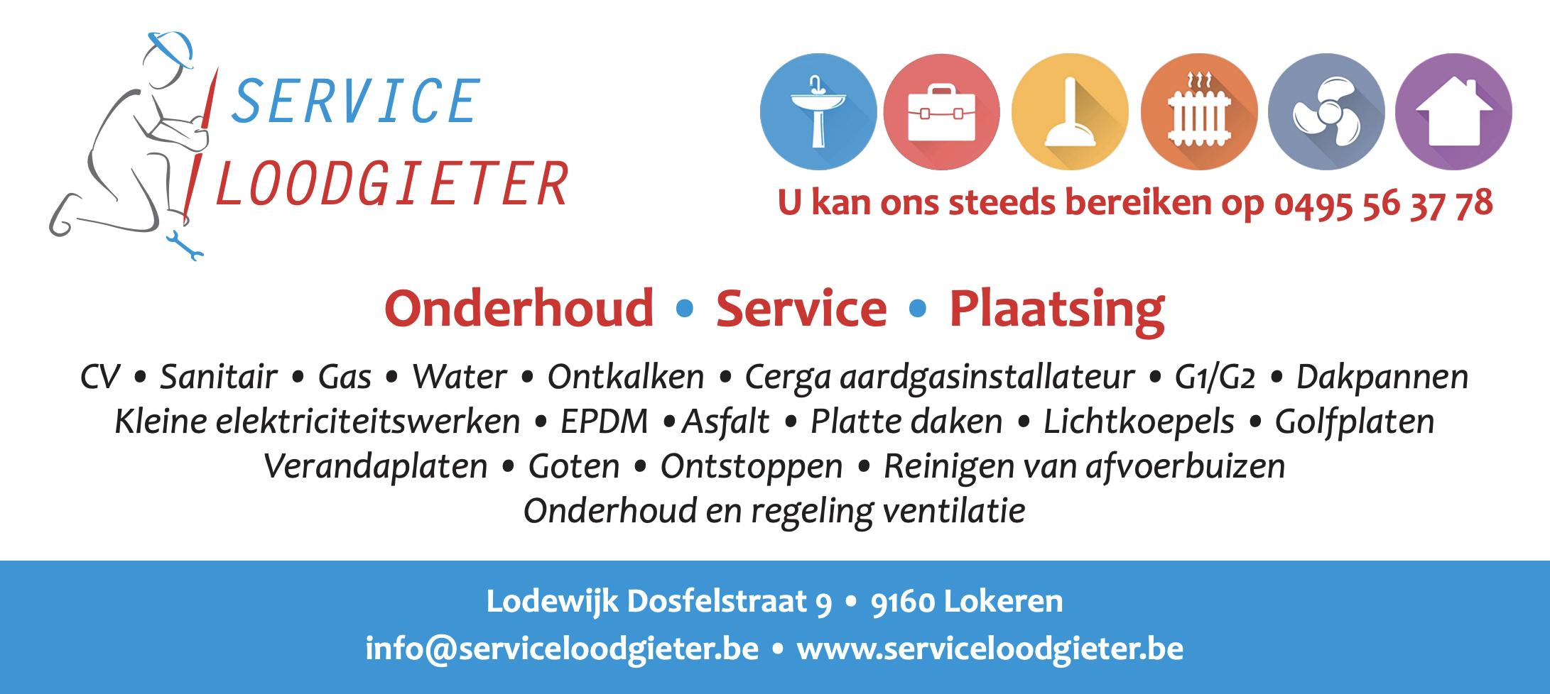 Loodgieter Service